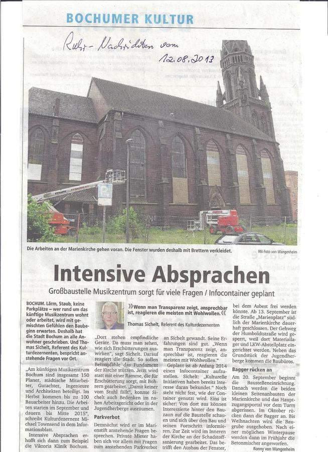 Bochum Nachrichten
